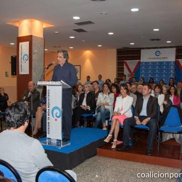 Coalición por El Bierzo presenta su candidatura bajo un programa inspirado en la economía del bien común
