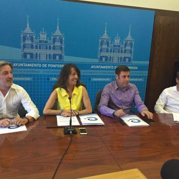 Balance de la gestión del primer semestre de las Concejalías de Medio Rural y Bienestar Social de Ponferrada