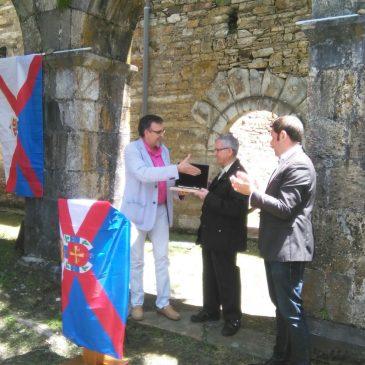Rodríguez Cubero recibe el 30º Botillo de Oro en el marco espectacular del Monasterio de Montes