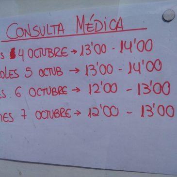 Coalición por El Bierzo de Molinaseca urge una solución al problema de horarios de apertura  del Centro de Salud