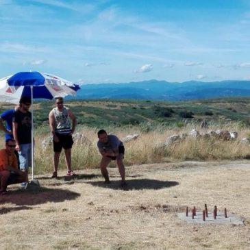 Coalición por El Bierzo impulsa a través de sus pedanías y del Consejo Comarcal la recuperación del juego tradicional de los bolos bercianos