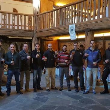 Éxito de púbico en el primer día de la Feria de la Cerveza artesana de Balboa