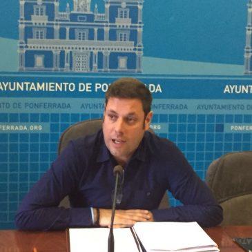 El concejal de Medio Rural, Iván Alonso, espera que la plantación de 2000 cerezos en los pueblos de Ponferrada comience en febrero o marzo de 2017