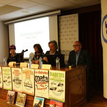 Pedro Muñoz destaca la gran labor de Adebi en la clausura de las Jornadas Diabetológicas
