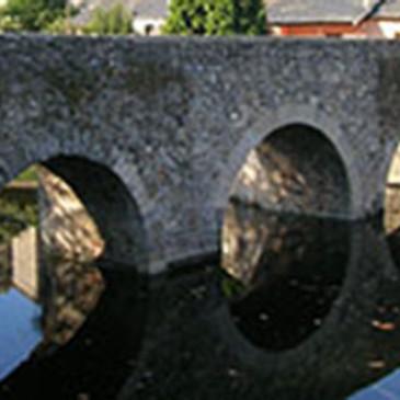 Coalición por El Bierzo de Molinaseca pide medidas de seguridad, señalización y promoción del canal romano de Peñafurada
