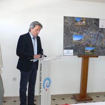 Presentación del Plan de Movilidad 'Biciplan Ponferrada 2020'