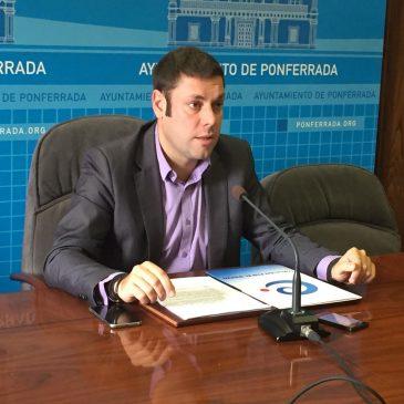Medio Rural arregló este año más de 60 kilómetros  de pistas y caminos en el Municipio de Ponferrada