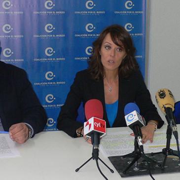 CB pide la dimisión del alcalde de Puente de Domingo Flórez, así como su destitución como portavoz del PP en el Consejo Comarcal