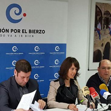 La acción de CB logra recuperar en el presupuesto del Consejo de El Bierzo varias partidas y subvenciones suprimidas en ejercicios anteriores