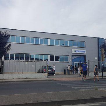Coalición por El Bierzo muestra su solidaridad y apoyo a los trabajadores de Teleperformance en Ponferrada
