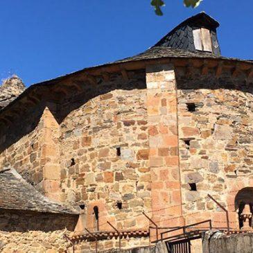 Medio Rural agradece a la Junta el inicio del  estudio preliminar para la rehabilitación de la iglesia románica de Santa María de Vizbayo, en Otero